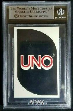 1983 Uno Racing #23 Richard Petty Card BGS 8.5 NM-MT+ Nascar HOF Rare