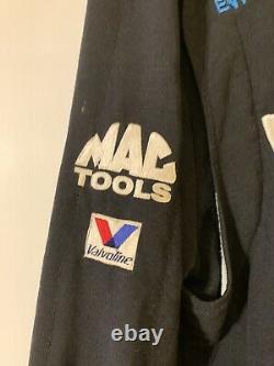 1998 Matt Kenseth Autographed Race Used Lycos NASCAR Rookie Firesuit Driver Suit