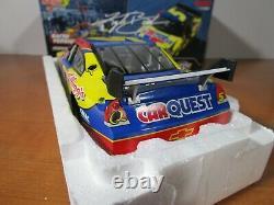 1/24 Ma 07 Kyle Busch #5 Car Quest Chevy Impala Ss Cot Bristol Win Raced Version