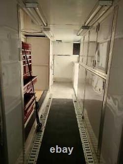 2001 Imperial Racing Trailer 45 Feet Nascar ALMS IMSA lifts Electric Transport