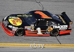 2008 Martin Truex Jr Cub Cadet Nascar Race Used Sheetmetal Decklid DEI
