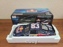 2010 #83 Brian Vickers Red Bull Racing COT 1/24 Action NASCAR Diecast