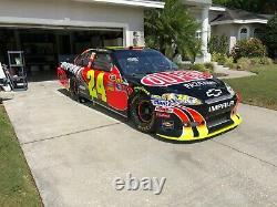 2012 Jeff Gordon NASCAR Sprint Cup Stock Car Race Car