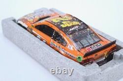 2014 JEFF GORDON #24 Hunger Awareness Dover Win Raced 124 diecast car SS Elite