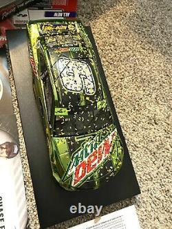 2018 Chase Elliott ELITE CC Kansas Raced Win 1/24 Diecast