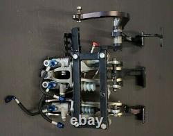 AP Firewall Mount Pedal Assy. Racing Hot Rod Nascar