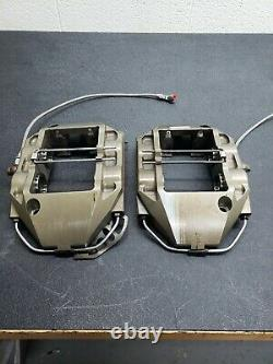 =Brembo 4 Piston Front Calipers 38/44mm Nascar Racing