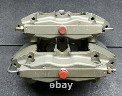 =Brembo 4 Piston Rear Calipers 26/30mm Nascar Racing