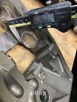 Brembo GT-R Billet 4 Piston Racing Calipers Big Brakes NASCAR, Road Racing, Tesla