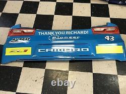Bubba Wallace #43 Rookie Bumper Nascar Race Used Sheet Metal RPM