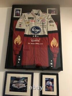 Bubba Wallace Richard Petty Kroger Rookie Nascar Race Used Drivers Firesuit