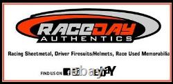Chase Briscoe #98 Xfinity Series Nascar Race Used Non Sheetmetal Windshield
