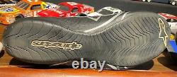 Chase Elliott Autographed Race Used Drivers Shoes from the 2020 Nascar Champion