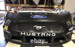 Clint Bowyer Dekalb Stewart Haas Nascar Race Used Sheetmetal 14 Nose