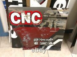 Clint Bowyer SHR 2020 Haas CNC Nascar Race Used Sheetmetal Front Quarter Panel