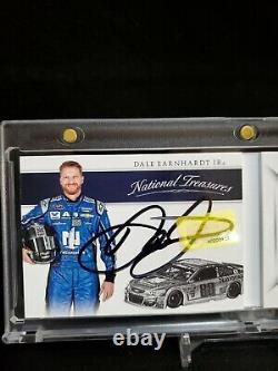 Dale Earnhardt Jr 2016 National Treasures Racing Sheet Metal Auto #d 39/49