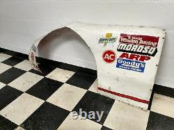 Dale Earnhardt Jr. Mom N Pops Late Model Nascar Race Used Sheetmetal Rare