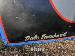 Dale Earnhardt Sr 1987 Chevy Celebrity Race used roof panel nascar sheetmetal