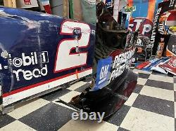 Dale Earnhardt Sr. Goodwrench #3 GM RCR Nascar Race Used Sheetmetal Decklid