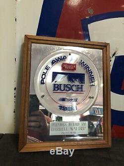 Darrell Waltrip 1988 Talladega Diehard 500 Nascar Race Used Pole Award Trophy