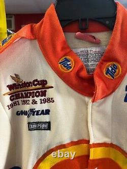 Darrell Waltrip 2003 Tide Truck Nascar Race Used Drivers Firesuit
