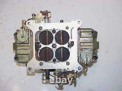 Holley HP 830 CFM Annular Boosters Racing Carburetor NASCAR IMCA UMP Wissota A4