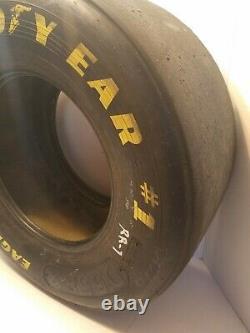 Jeff Gordon #24 Authentic Race Used Goodyear Racing Tire Hendricks Nascar