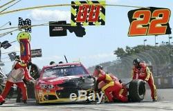 Jeff Gordon 800th Start RACE USED hood, HMS COA, Axalta for Dale Jr, NASCAR