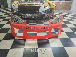 Jeff Gordon Nascar Race Used Sheetmetal Nose