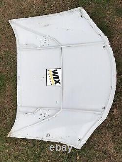 Jeremy Mayfield Evernham Dodge / MOPAR NASCAR Race Used Sheetmetal Hood