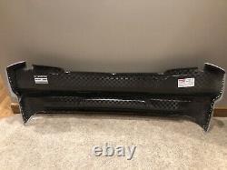 Jimmie Johnson 2020 Ally Race Used Rear Bumper Panel Nascar Sheetmetal Pocono