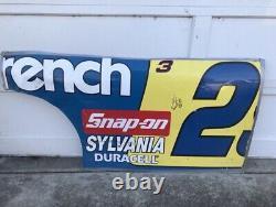 Kevin Harvick 2004 RCR 35th Anniversary Goodwrench NASCAR Race Used Sheetmetal