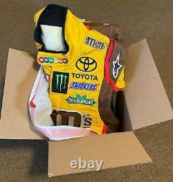 Kyle Busch AUTOGRAPHED Race-Used 2012 Firesuit