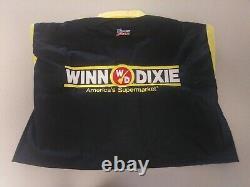 Mark Martin Winn Dixie Team Issued Race Used Crew Shirt NASCAR 50TH Anniversary
