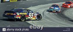 Michael Waltrip #55 Napa Nascar Race Used Sheet Metal Side Martinsville 2006