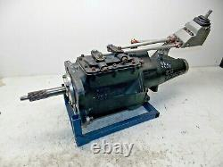 Mid Valley 4 speed transmission with shifter GSR Jerico G-Force Race Oval nascar