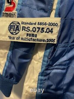 NASCAR Busch Series Dale Earnhardt Jr. 2006 Race Used, Signed Oreo/Ritz Firesuit