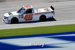 NASCAR Race Used Sheet Metal #45 Ross Chastain 2019 NIECE Motorsports Hood