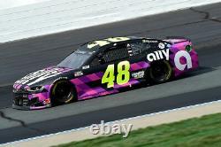 NASCAR Race Used Sheet Metal #48 Jimmie Johnson 2020 Qtr Panel- HMS