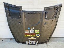 NASCAR Race Used Sheet Metal Hood Chase Elliott Sheetmetal KBB #9