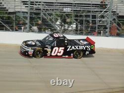NASCAR Race Used Sheet Metal Hood John Wes Townley Sheetmetal Zaxbys