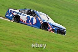 NASCAR Race Used Sheet Metal William Byron 2020 Roval Contingecy Sheetmetal