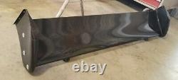 Nascar COT Carbon Fiber Show Car Wing with race used end plates