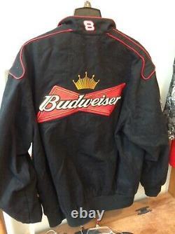 Nascar Dale Earnhardt Vintage Racing Jacket, x-Large