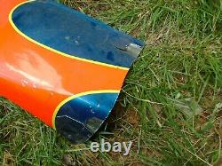 Nascar Race Used #24 Jeff Gordon 2007 or 2008 left front fender HMS sheetmetal