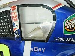 Nascar Race Used Jimmie Johnson Sheetmetal Rookie Driver Side 8ft++ Rear Window