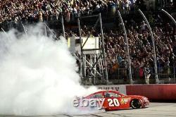 Nascar Race Used Sheet Metal Matt Kenseth #20 JGR 2013 Husky