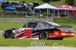 Nascar Race Used Sheetmetal Christopher Bell Toyota Door 18 Joe Gibbs Metal