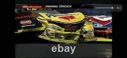 Nascar Race Used Sheetmetal Steve Park DEI Richmond 2002 #1 Dale Earnhardt Inc