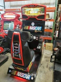 Nascar Racing By Global VR 32 Inch Monitor Free Shipping